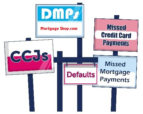 Adverse Credit Mortgage Arrears